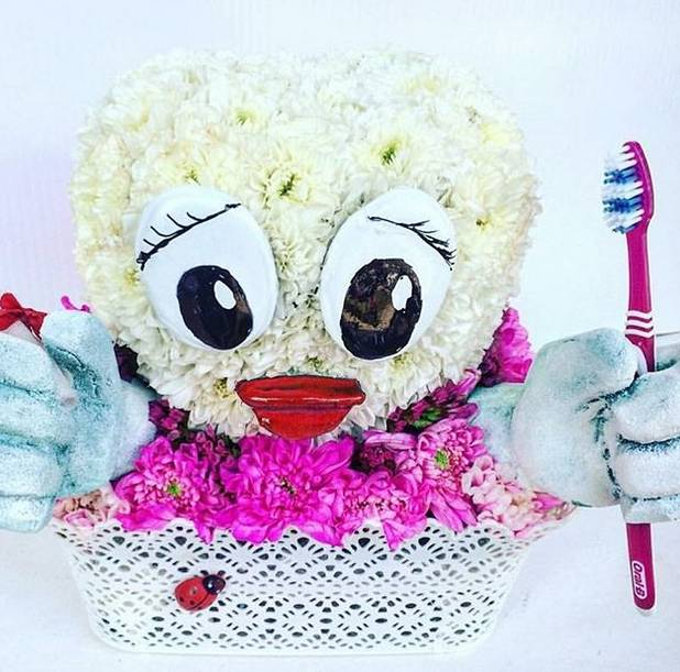Zubić od cveća