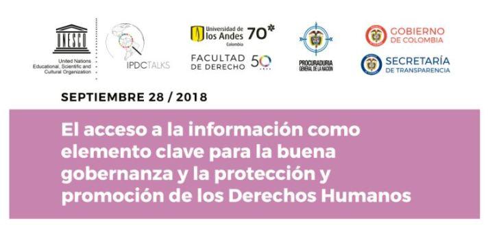 Evento UNESCO-universidad Andes