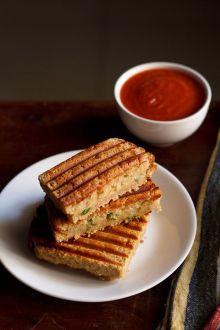 Veg Sandwich For Kids 3