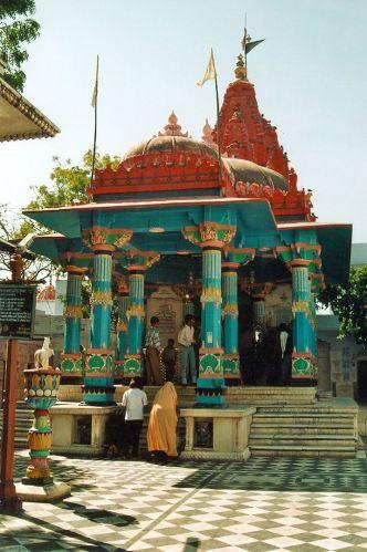 Rishikesh in India 2