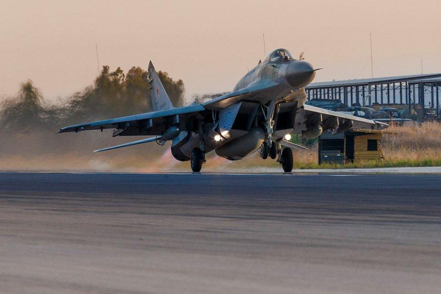 MiG-29SMT-in-Syria