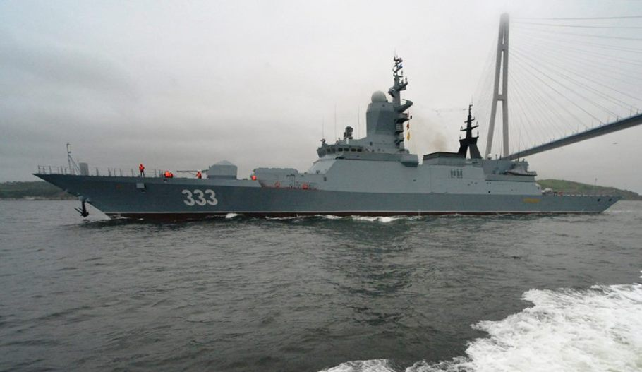 russian-navy-commissions-project-20380-corvette-sovershenny-into-pacific-fleet