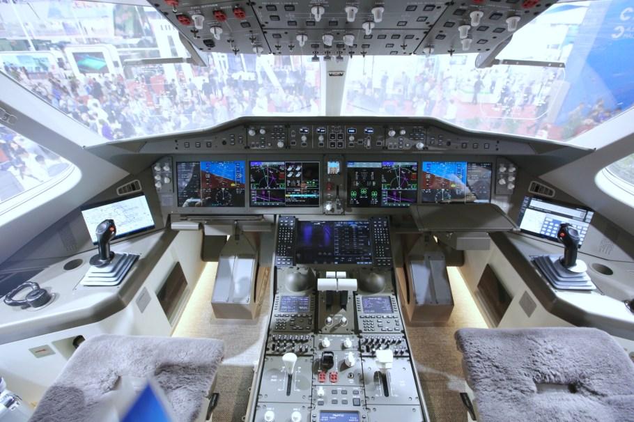 3.6中俄联合研制宽体机驾驶舱客舱揭幕,项目转入初步设计阶段 (1).jpg