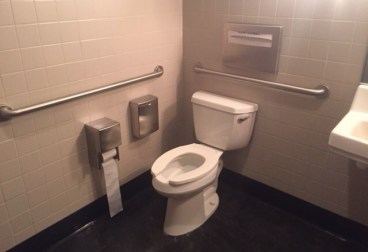 ADA All-Gender bathroom – Thomas Theater