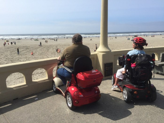 Scooter Friends – Red Scooter Diaries