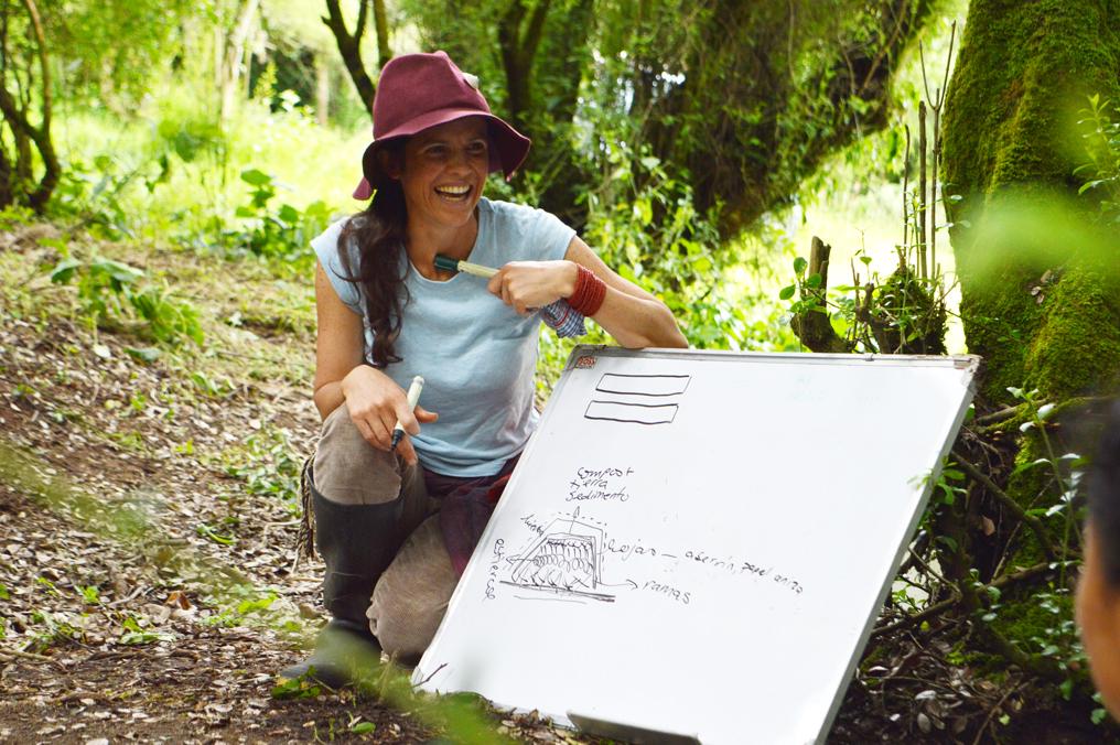 huerta organica ecologica red de guardianes de semillas ecuador permacultura agroecologia