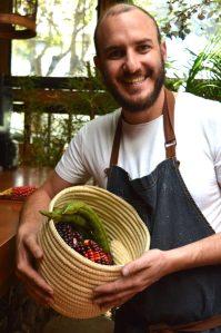 juan sebastian perez chef red de guardianes de semillas ecuador permacultura