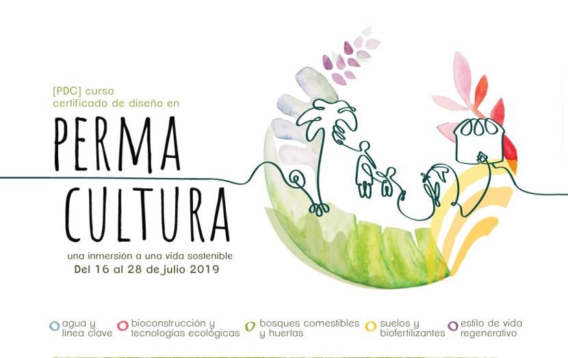 PDC Curso certificado de diseño en permacultura ecuador