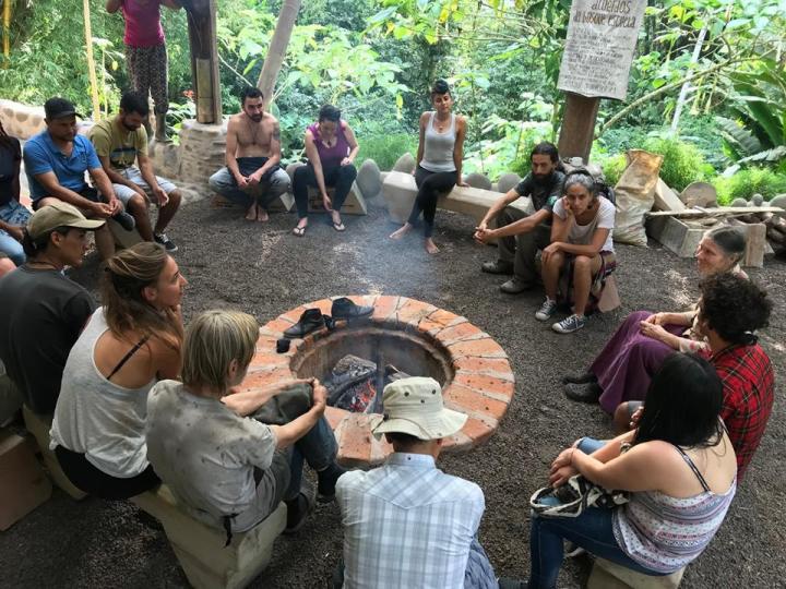 inicio pdc curso de diseño en permacultura ecuador