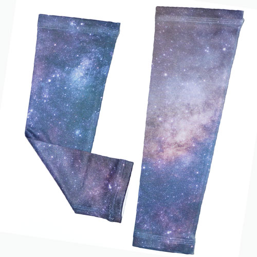 Galaxy Running Arm Sleeves