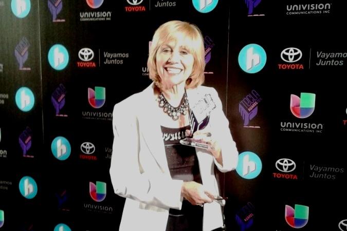 Susana G Baumann, Editor-in-Chief LIBizus Latina entrepreneurs