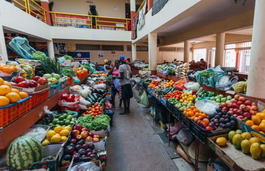 Sal Rei Market