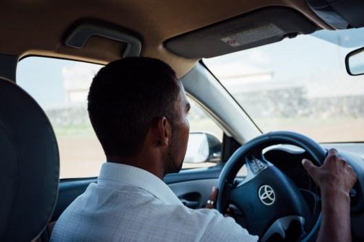 Paì, The Taxi Driver