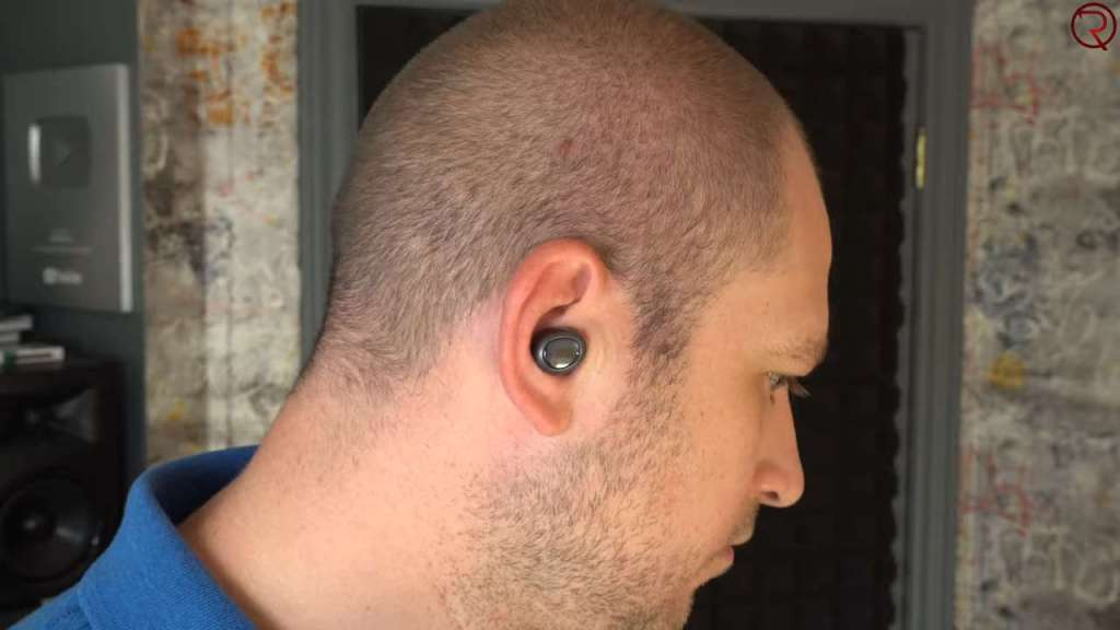 Tranya T1 Pro in an ear look
