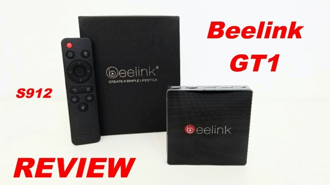 Beelink GT1 TV Box Review - Amlogic S912, 2GB Ram, 16GB Rom