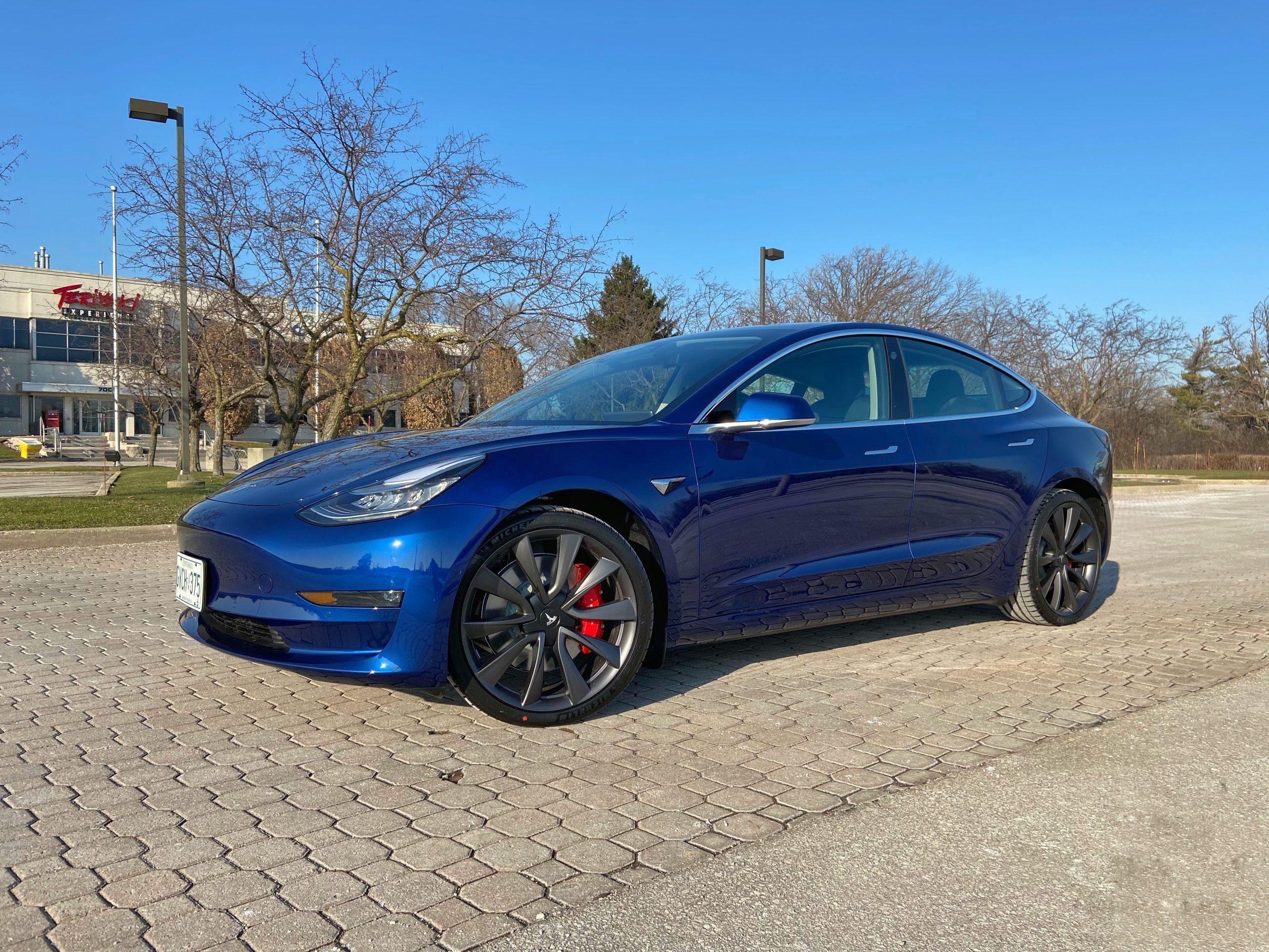 2020 Tesla Model 3 Performance - Review & Updates - Redskull