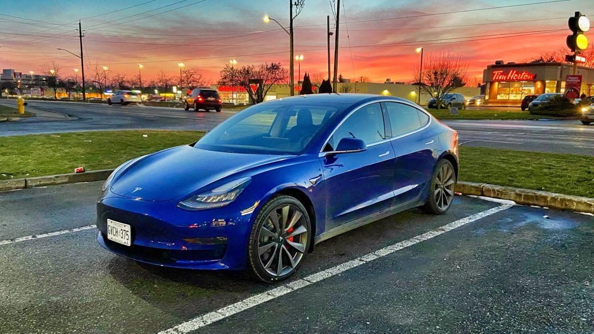 2020 Tesla Model 3 Performance Review Updates Redskull