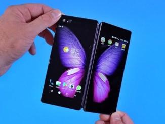ZTE Axon M Folding Phone
