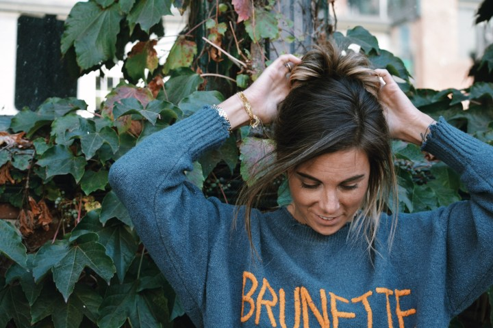 Brunette Duh