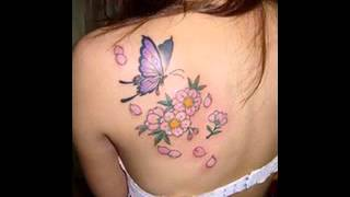 Butterfly Tattoos Images