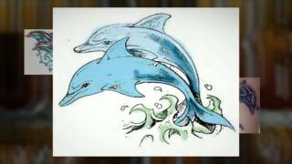 Dolphin Tattoo Designs