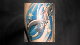 Dolphin Tattoos Designs