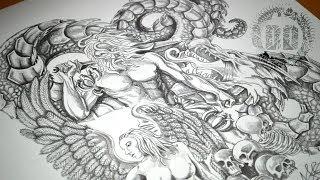 Dragon Tattoo Designs