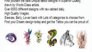 Small Fairy Tattoos