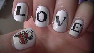 Love Heart Tattoo