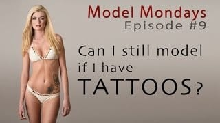 Can Models Have Tattoos