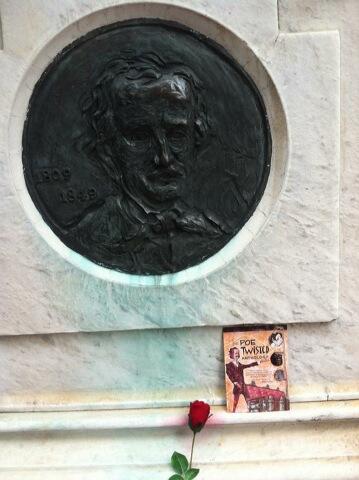 Anniversary of Edgar Allan Poe's Death October 7th!