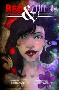 Story by Jon Santana, with art by Ashley Lanni