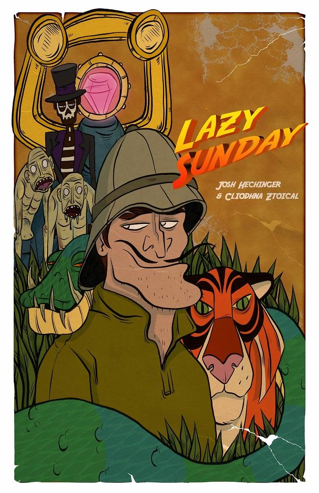lazy sunday cover