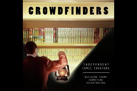 Crowdfinders Podcast interviews CITY OF WALLS writer Shaun Noel