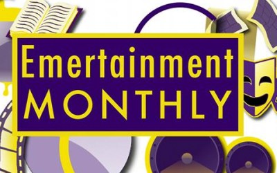 Brilliant and bold review from 'Emertainment' Monthly!