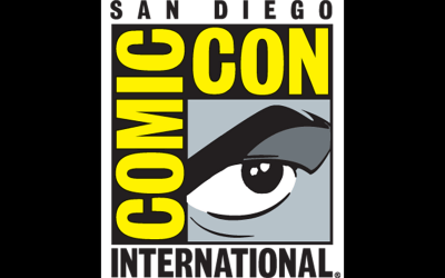 San Diego Comic Con is only days away!!!