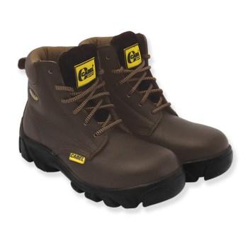 zapato de seguridad dieléctrico