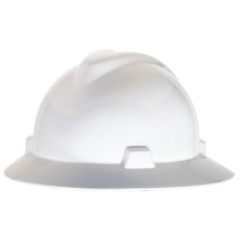casco de seguridad de ala completa msa