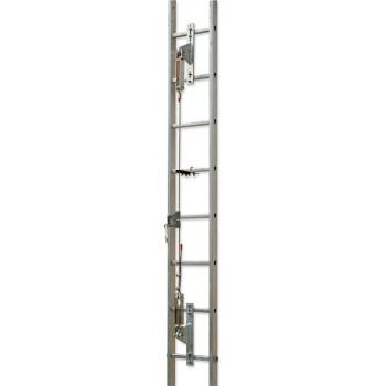 línea de vida vertical para escaleras fijas stopcable