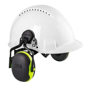 orejeras 3m peltor x4p5e para casco