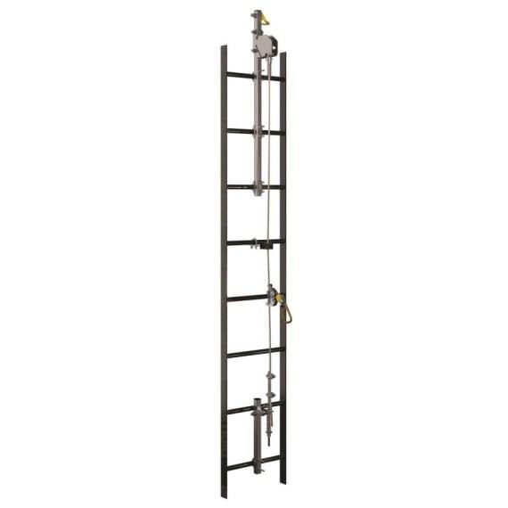 linea de vida vertical lad-saf