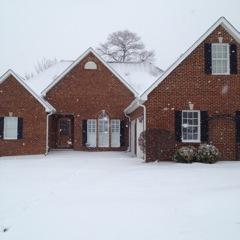 Winter House Pix