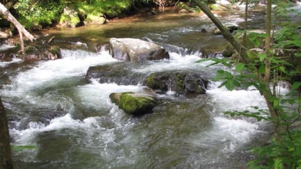 Little Run River