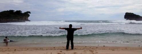 Pantai Watu Karung 2 Mei 2015