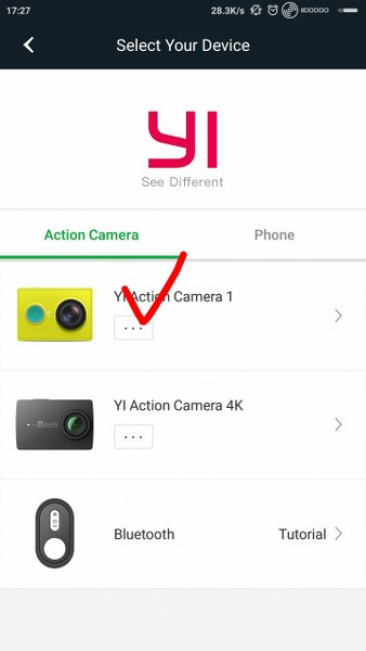 Review Action Camera Xiaomi Yi by redto-black.web.id