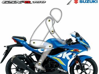 Riding Position Mana Yang Cocok Dengan Gayamu, Suzuki GSXR-150 atau GSXS-150
