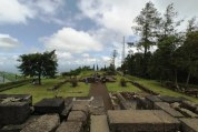 Candi Ceto, five meters under the cloud