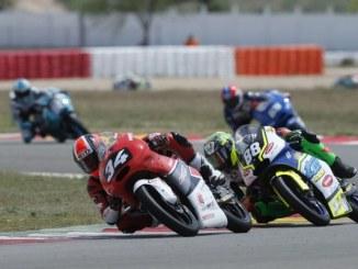 Andi Gilang menjadi Pembalap Indonesia yang Beraksi di MotoGP