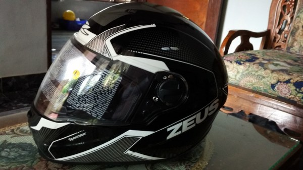 Cara Melepas Visor Helm Zeus Z811