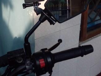 Posisi Action Camera Untuk View Terbaik
